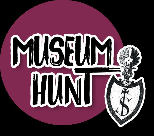 Museum Hunt Logo